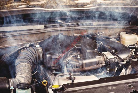 AC Mobil Hidup Mesin Cepat Panas? Yuk Pelajari Penyebabnya