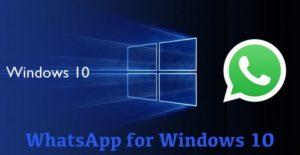 Cara Install Whatsapp Di Windows 10 tanpa Aplikasi Android