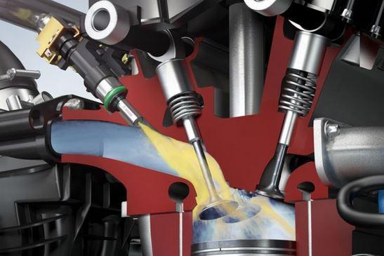 Apakah Sama Konstruksi Mesin Injeksi dengan Mesin Karburator?