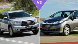 Ban Mobil SUV Vs Ban Mobil MPV