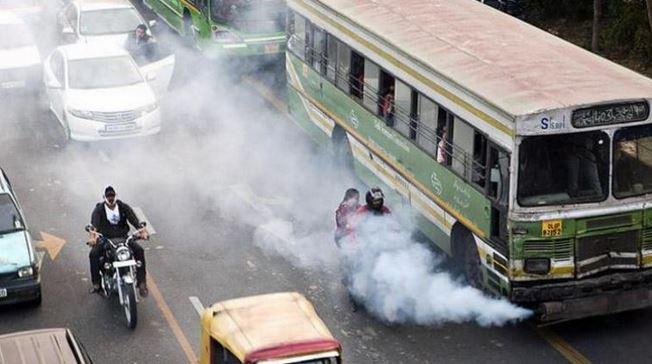 Bahaya! 4 Komponen Sumber Emisi Gas Buang Kendaraan Bermotor pada Tubuh