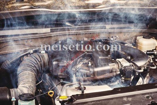 2 Penyebab dan Solusi Keluar Asap dari Kap Mesin Mobil Kia Sedona