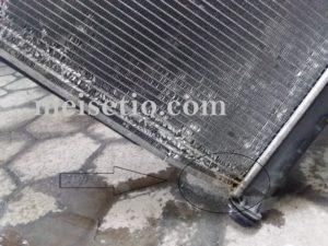 Mobil Mogok Akibat Air Radiator Habis