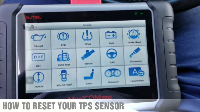 9 Cara Memperbaiki Sensor TP (Throttle Position) Beat FI (Fuel Injection)