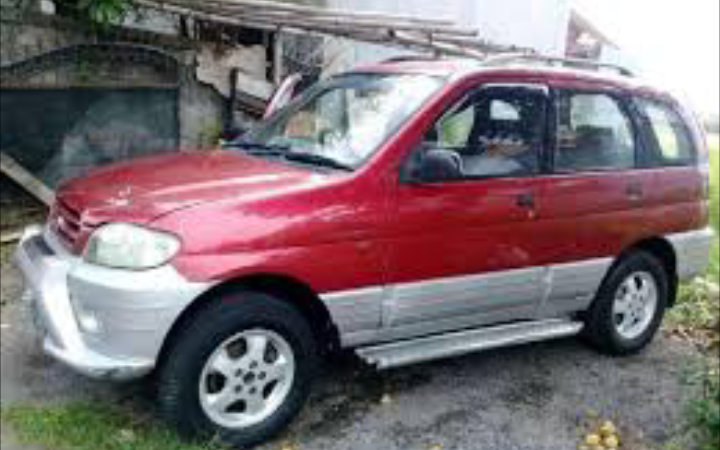 Mobil Taruna 2000 Tiba-tiba Brebet dan Mesin Mati Dijalan